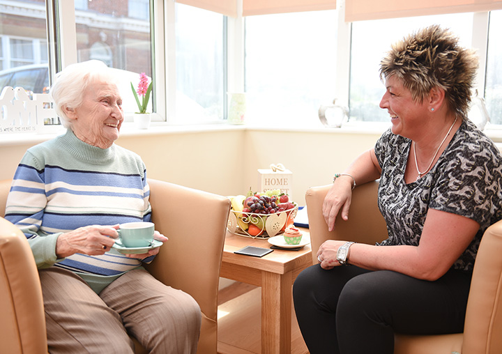 care homes in manchester