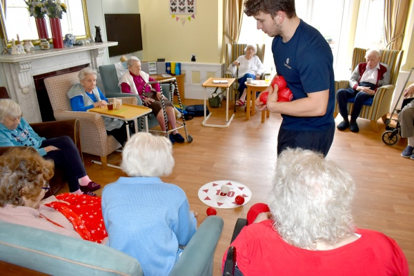 Care Home Olympics